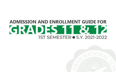 Senior High School Admission and Enrollment Guide for School Year 2021-2022